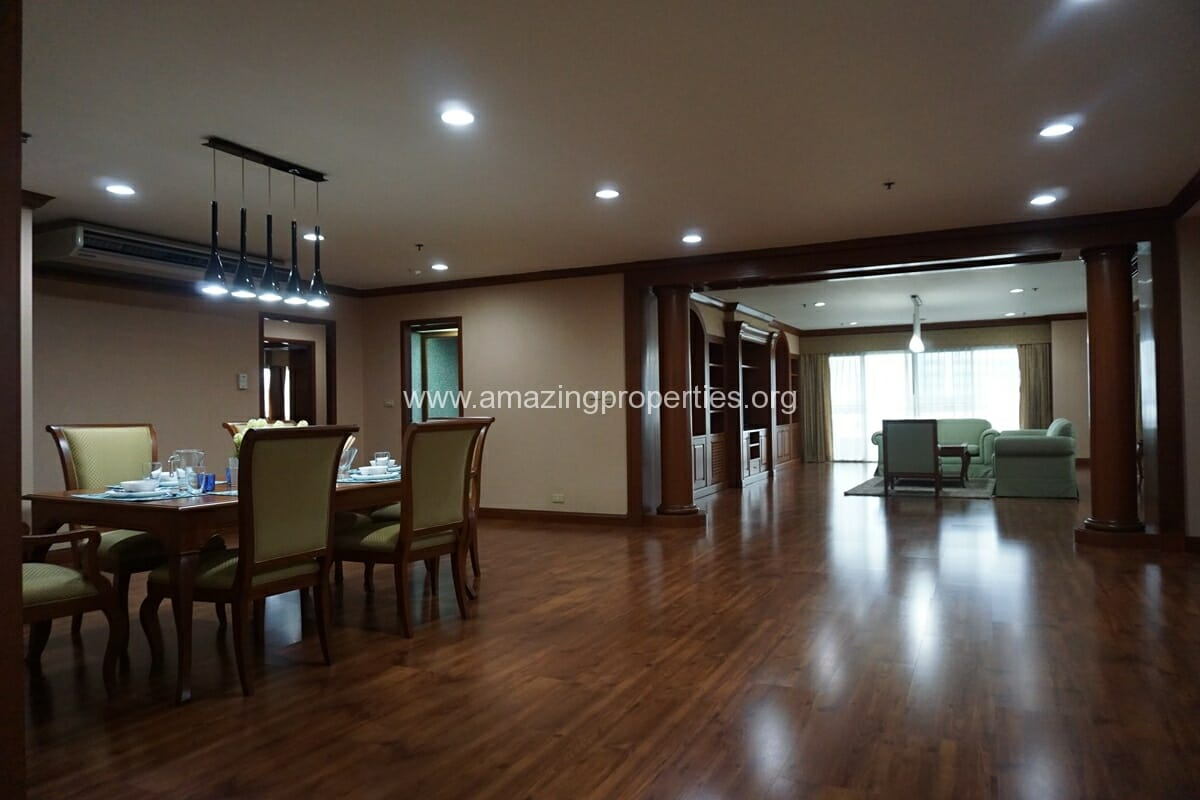 3 Bedroom Apartment for Rent at GP Grande Tower