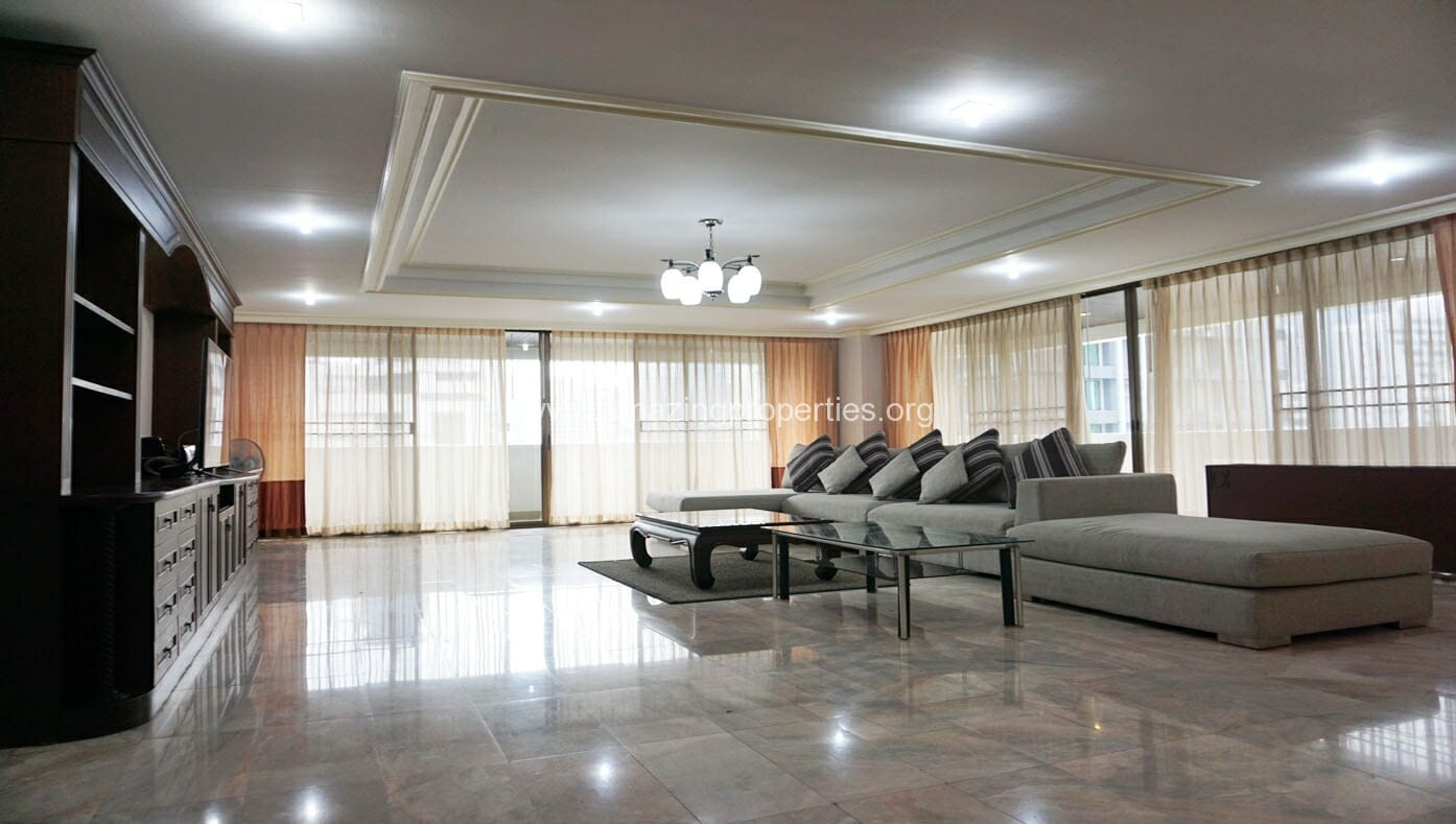 4 Bedroom Condo for Rent at Inter Tower