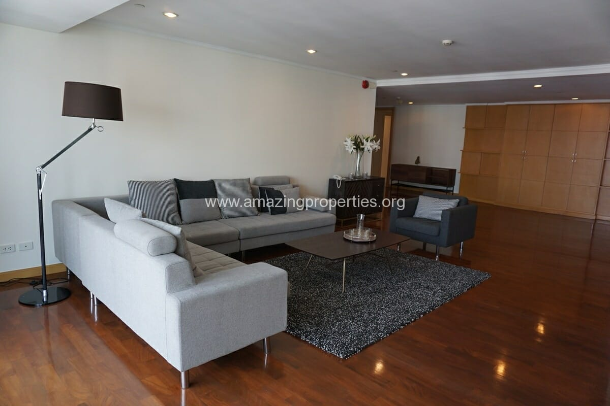4 Bedroom Penthouse for Rent at GM Height