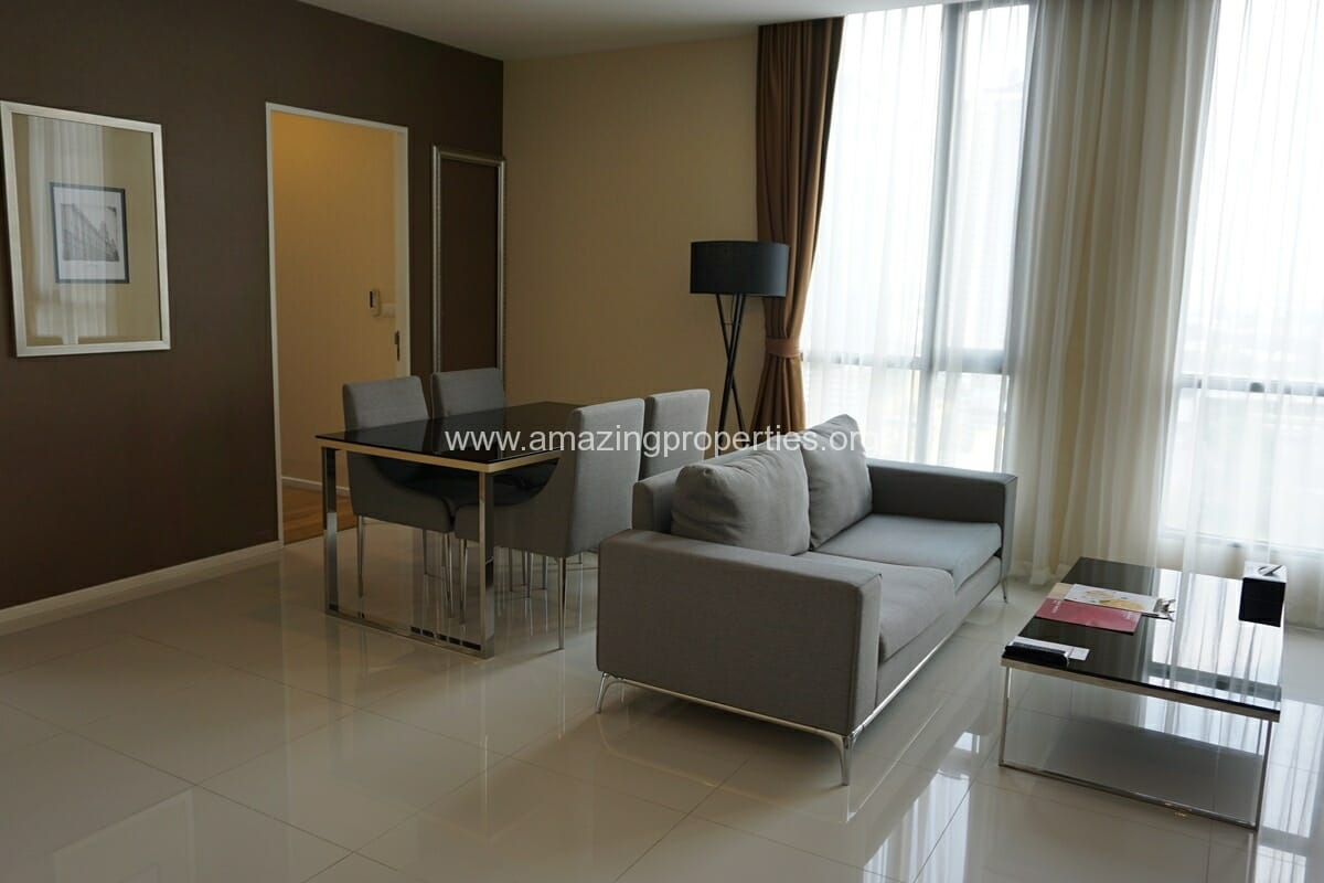 Classic 2 Bedroom Condo for Rent at Movenpick Ekkamai
