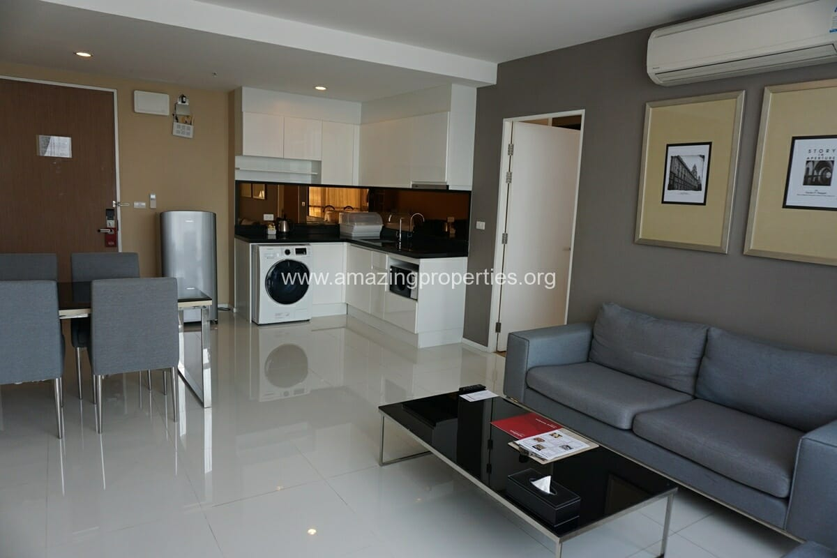 Deluxe 1 Bedroom Condo for Rent at Movenpick Residence