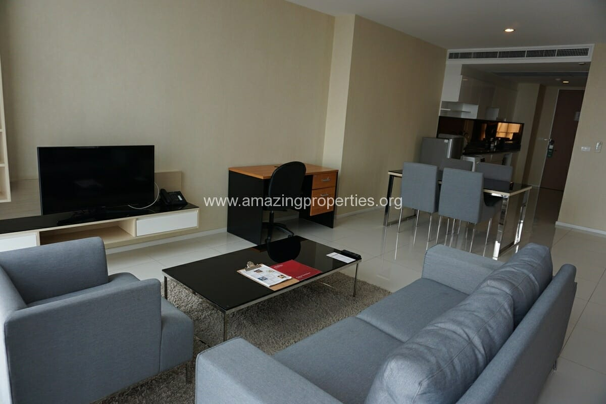 Deluxe 2 bedroom condo for rent at Movenpick Residences Ekkamai