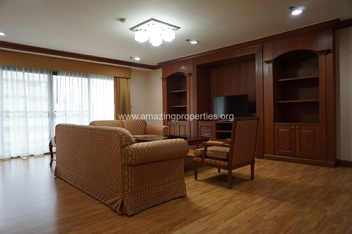 G.P. Grande Tower 3 bedroom Apartment for Rent