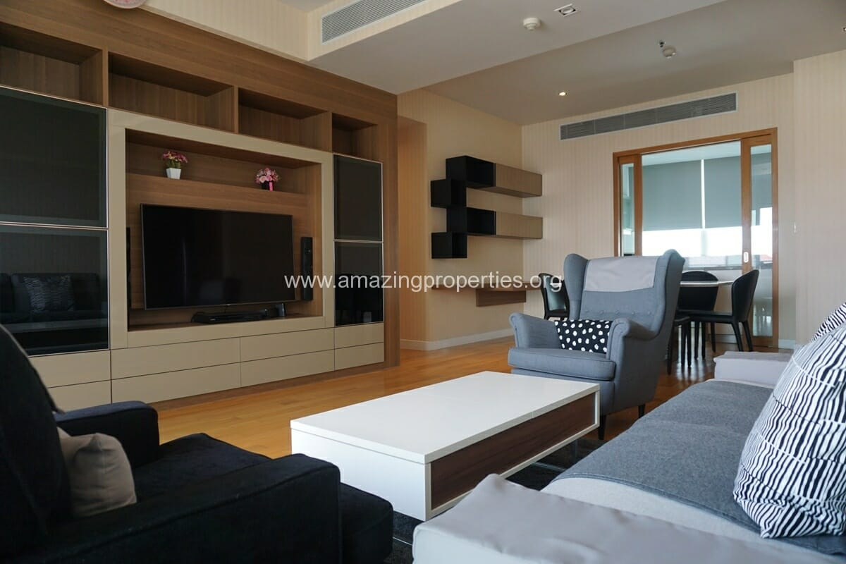 Millennium Residence 3 Bedroom Condo for Rent Asoke