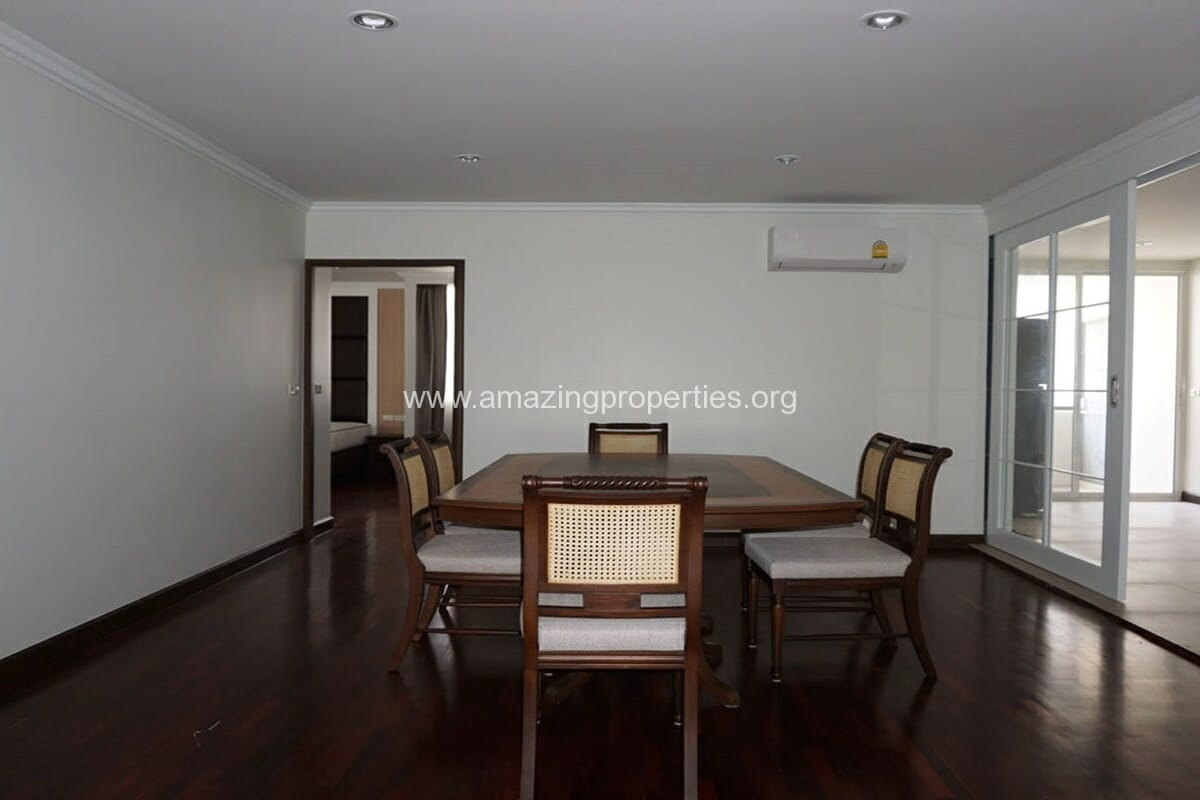 Newton Tower 2 Bedroom condo with studyroom for rent (11)