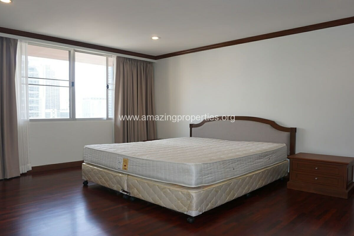 Newton Tower 2 Bedroom condo with studyroom for rent (3)