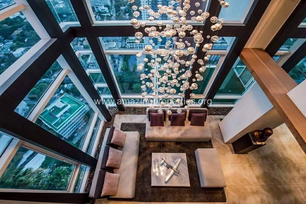 Penthouse for Sale at Fullerton Sukhumvit