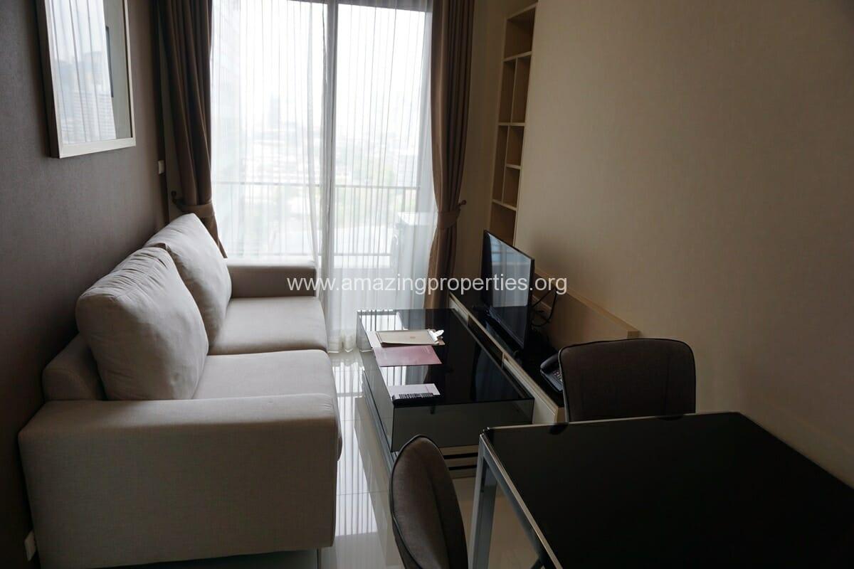 Petfriendly 1 Bedroom Condo for Rent Movenpick Residences Ekkamai
