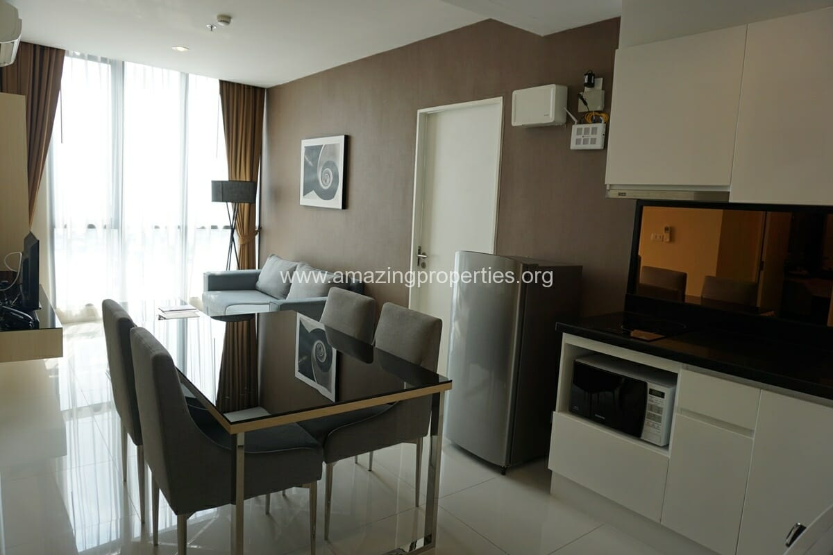 Superior 2 Bedroom Condo for Rent at Movenpick Ekkamai