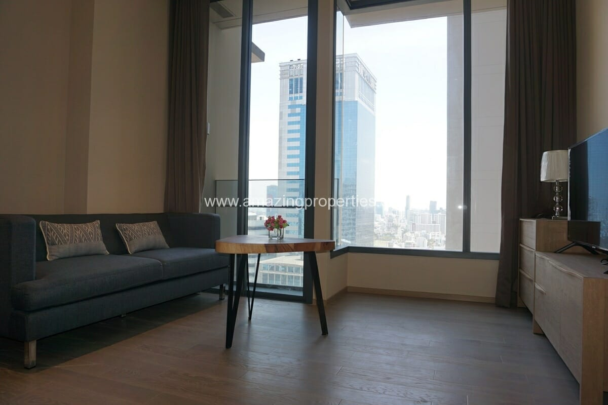 The ESSE Asoke 1 Bedroom Condo for Rent