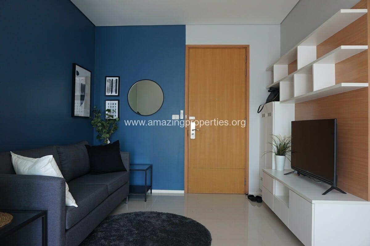 Villa Asoke 1 Bedroom condo for Rent
