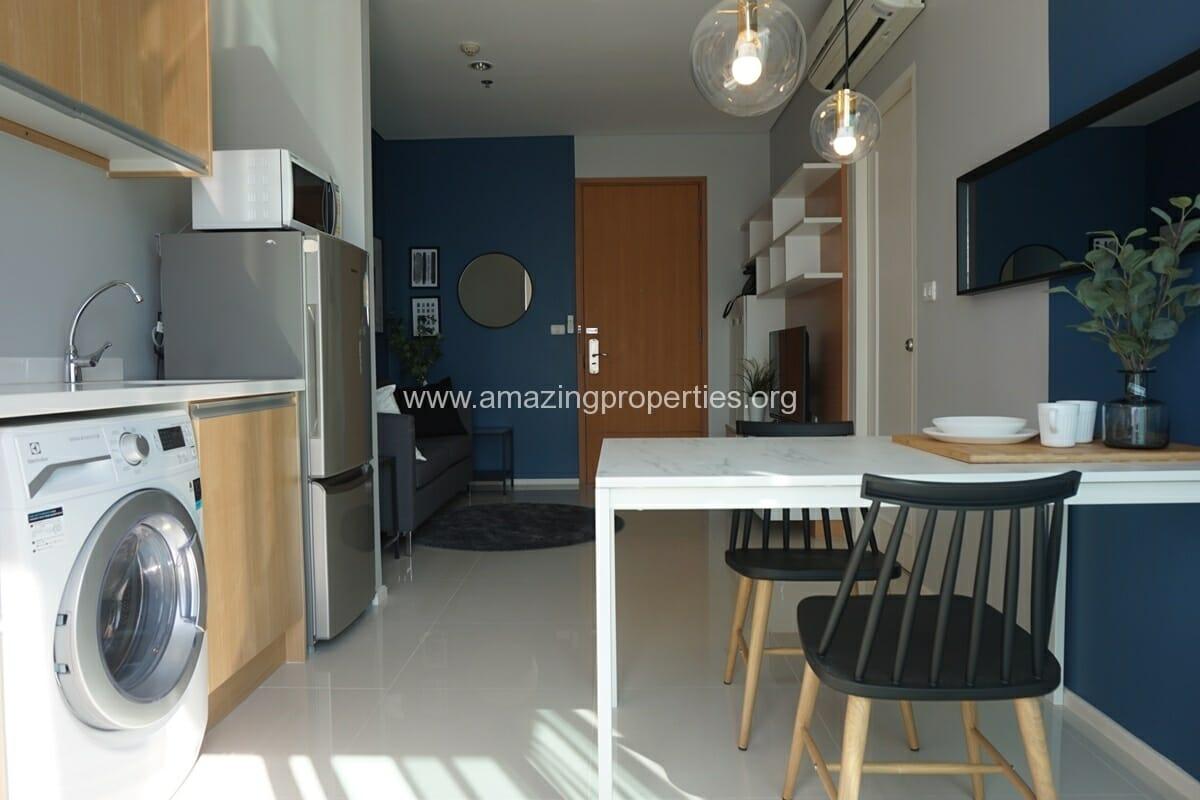 Villa Asoke 1 Bedroom condo for Rent (6)
