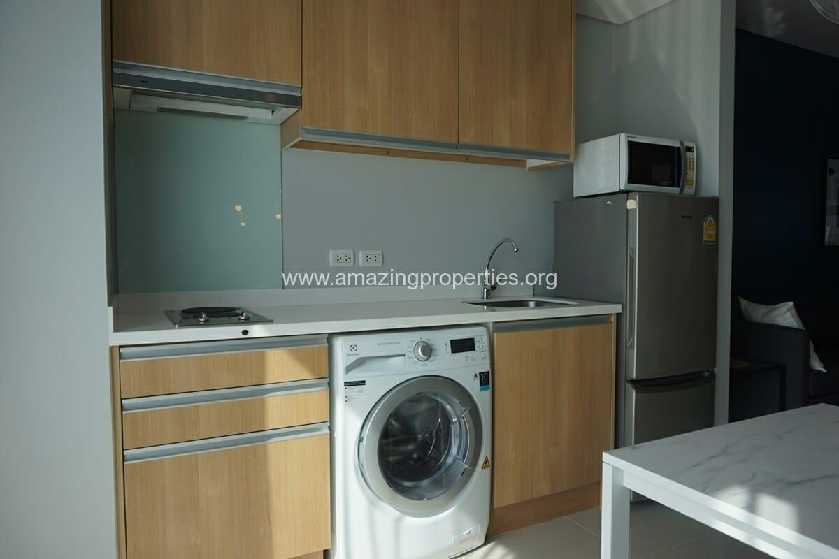 Villa Asoke 1 Bedroom condo for Rent (7)