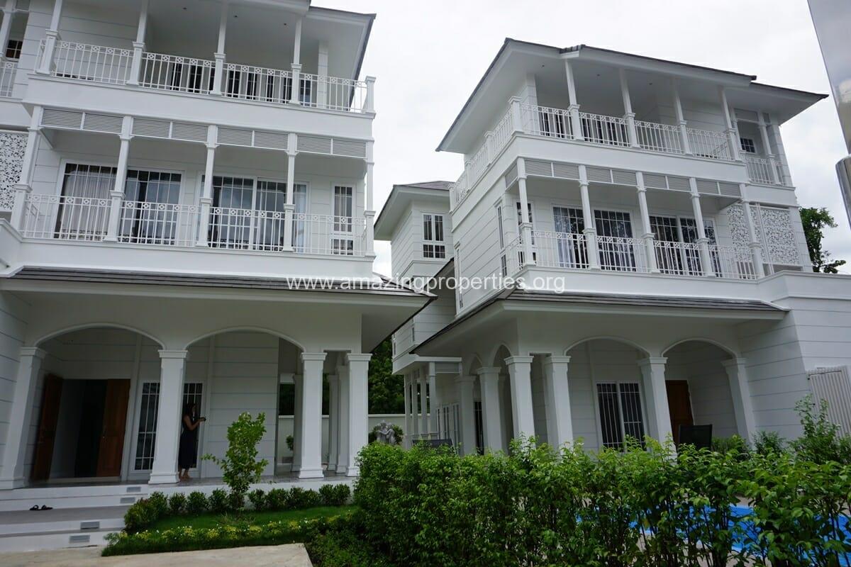 Luxury 4 Bedroom House For Rent Phrom Phong Amazing Properties